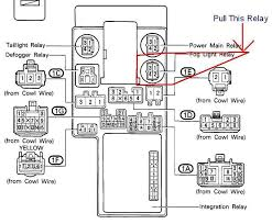 lexus ls400 wiring diagram fog light mod for ucf10 club lexus forums wire number 2 is the one youl want
