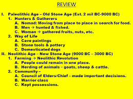 Neolithic And Paleolithic Venn Diagram You Will See Some Of The Same Information Many Times