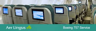 Boeing 757 Seating Chart Aer Lingus Aer Lingus New Hartford To Dublin Flight Now Bookable One
