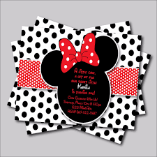 Free Minnie Mouse Birthday Invitations Us 5 39 40 Off 14 Pcs Lot Minnie Mouse Birthday Invitation Mickey Minnie Baby Shower Invite Kids Birthday Party Decoration Supply Free Shipping In