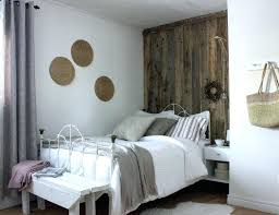 modern rustic bedding modern rustic bed rustic guest bedroom with barn board feature wall modern rustic modern rustic