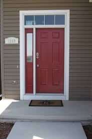 Popular Red Paint Colors Front Doors Cute Front Door Red Paint Color 143 Most Popular Red
