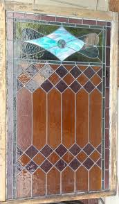 large antique stained glass window for repair 66 x42 1 of 2only 1 available large antique stained glass window for repair