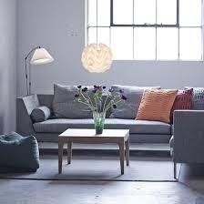 stylishly designed lampshade