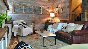 rustic style decorating ideas for