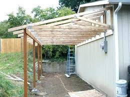 deck roof ideas. Porch Roof Ideas Attach Over Deck From House Best Lean To On Front With No