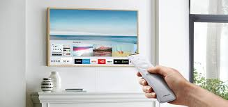 samsung tv the frame. keep it simple with samsung oneremote tv the frame m