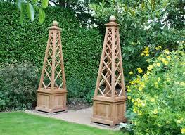 garden obelisk trellis. 219 Best Wooden Garden Obelisks Images On Pinterest Obelisk Trellis 0