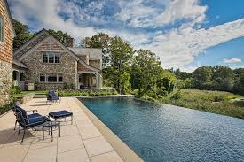 infinity pool house. Infinity Pool House Ideas Transitional With Edge Propane Fire Pit Tables