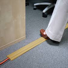 office cable protector. Tips Nice Cord Cover Floor For Best Cable Protection Ideas Office Protector E
