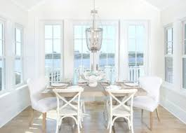 decoration beach house chandeliers attractive dining room with architecture regard to 18 from beach house