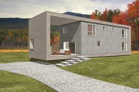 freegreen unveils cool loop house plan