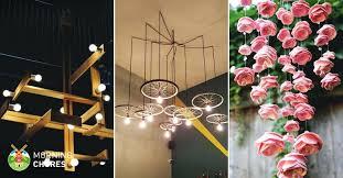 exotic diy chandeliers diy chandelier centerpieces for weddings