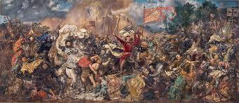 Грюнвальдская битва Википедия