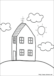 Peppa Pig Coloring Pages Printable Pig Coloring Pages Packed With