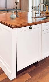 dishwasher cabinet panel. Dishwasher Panel Material Maple On Cabinet