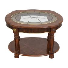 vintage small round coffee table tables