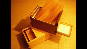 Puzzle Box Design Plans Beautiful Wooden Puzzle Box Hard To Open