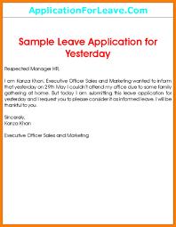 Leave Application To Manager Filename Ndash Bushveld Lab 14 The