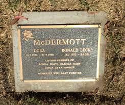 Dora McDermott (1922-1990) - Find A Grave Memorial