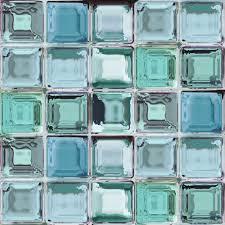 Bq Ceramic Kitchen Floor Tiles Graham Brown Contour Blue Glass Brick Kitchen Bathroom