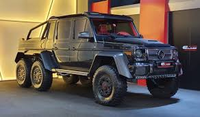 Watch the full movie and see yourself what is possible when. Mercedes Benz G 63 6x6 Amg Brabus 700 For Sale Jamesedition