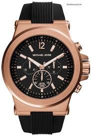 buy michael kors black rubber chronograph mens watch mk8184 online buy michael kors black rubber chronograph mens watch mk8184 online
