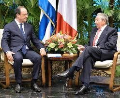 Resultado de imagen de cuba francia
