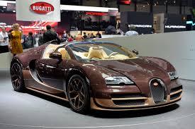 Bugatti Veyron Vitesse Rembrandt: Geneva 2014   Evo