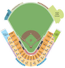 George M Steinbrenner Field Seating Chart Tampa