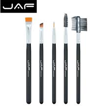 jaf professional eye makeup tool set je0501s b vegan top quanlity brushes simple india makeup brush set vega