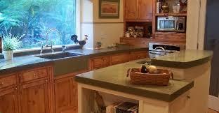concrete countertop concrete kitchen architectural details concrete interiors martinez ca