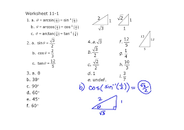 lsn 11 2 solving trig equations worksheet