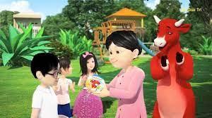 Quảng Cáo Con Bò Cười - Video Quảng Cáo Cho Bé Biếng Ăn Giúp Bé Ăn Ngon -  YouTube