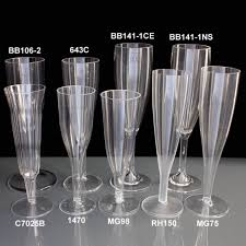 perfect plastic champagne flutes your house design