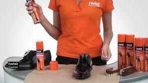 Уход за одеждой и обувью <b>аэрозоль</b>-краской для гладкой кожи ...