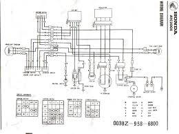 similiar atc wiring diagram keywords 1985 honda atc 70 wiring diagram as well 1985 honda big red wiring