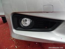 New Honda City 2014 Fog Lamps Bharathautos Automobile News Updates