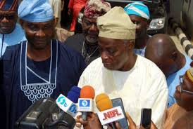 Image result for falae and obasanjo