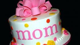 Happy Birthday Mom Name Cake Images The Decor Of Christmas