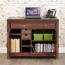 Innovative hidden home office computer desk Solid Oak 6 Off Hidden Home Office Mayan Place For Everything Store Hidden Home Office Mayan 6 Off