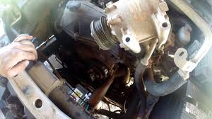 2004 Chevrolet Trailblazer front differential removal - YouTube