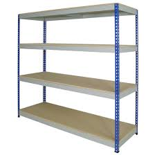 stakrak suppliers of heavy duty commercial and industrial rivet racking shelving system