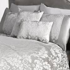 White And Silver Duvet Cover Sweetgalas Bedding Wonderful Bed ... & White And Silver Duvet Cover Sweetgalas Bedding bed White And Silver Bedding  Wonderful Adamdwight.com
