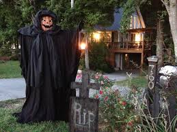 Outdoor Halloween Props Halloween Garden Decoration Ideas Scary Halloween Decor Ideas