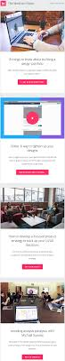 Newsletter Format Examples 17 Email Newsletter Examples We Love Getting In Our Inboxes