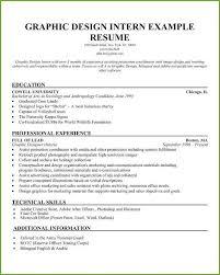 Summer Internship Resume Objective For An Internship Resume Blaisewashere Com