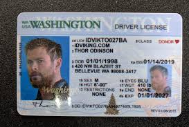 wa Best License Scannable Idviking Washington Ids Fake Drivers Id New -