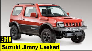 2018 suzuki samurai. plain suzuki 2018 suzuki jimny leaked images and spy shots emerge online throughout suzuki samurai