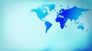 Blue Layout Futuristic World Map Stock Footage Video 100 Royalty Free 9104393 Shutterstock